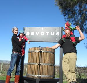 martinborough's-first-Wine-press