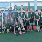 The Martinborough Micros and Magic  hockey teams.